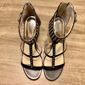 Michael Kors Shoes - Michael Kors Black Studded Pumps